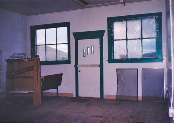 Post Office — Before