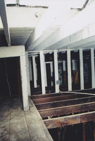 studio rafters
